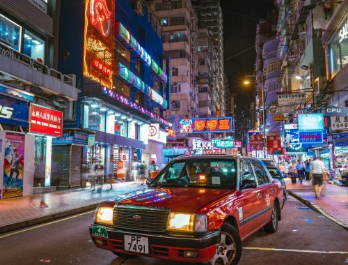 Best Spots in Hong Kong