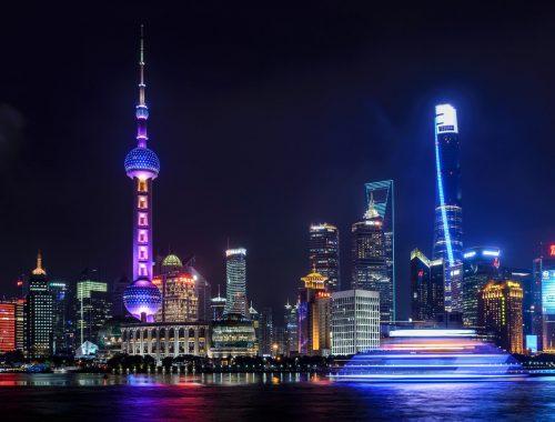 Instagram Worthy Location in Shanghai
