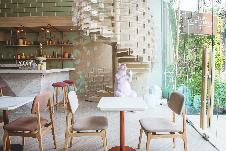 Cafes in Bangkok